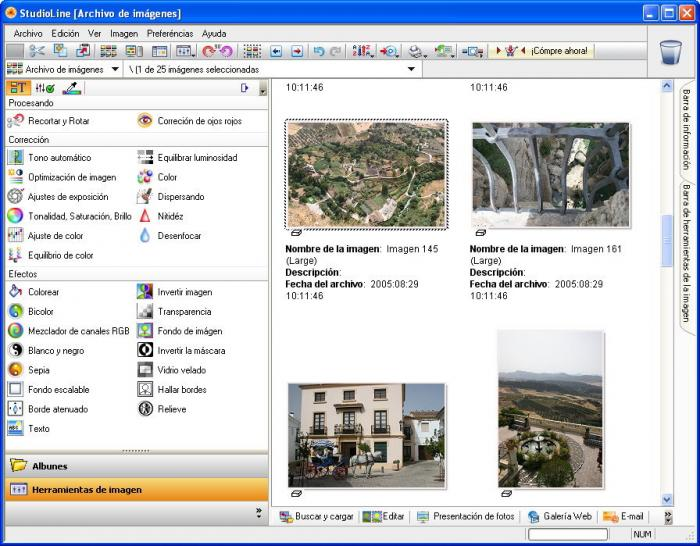 Descargar programas para editar fotos