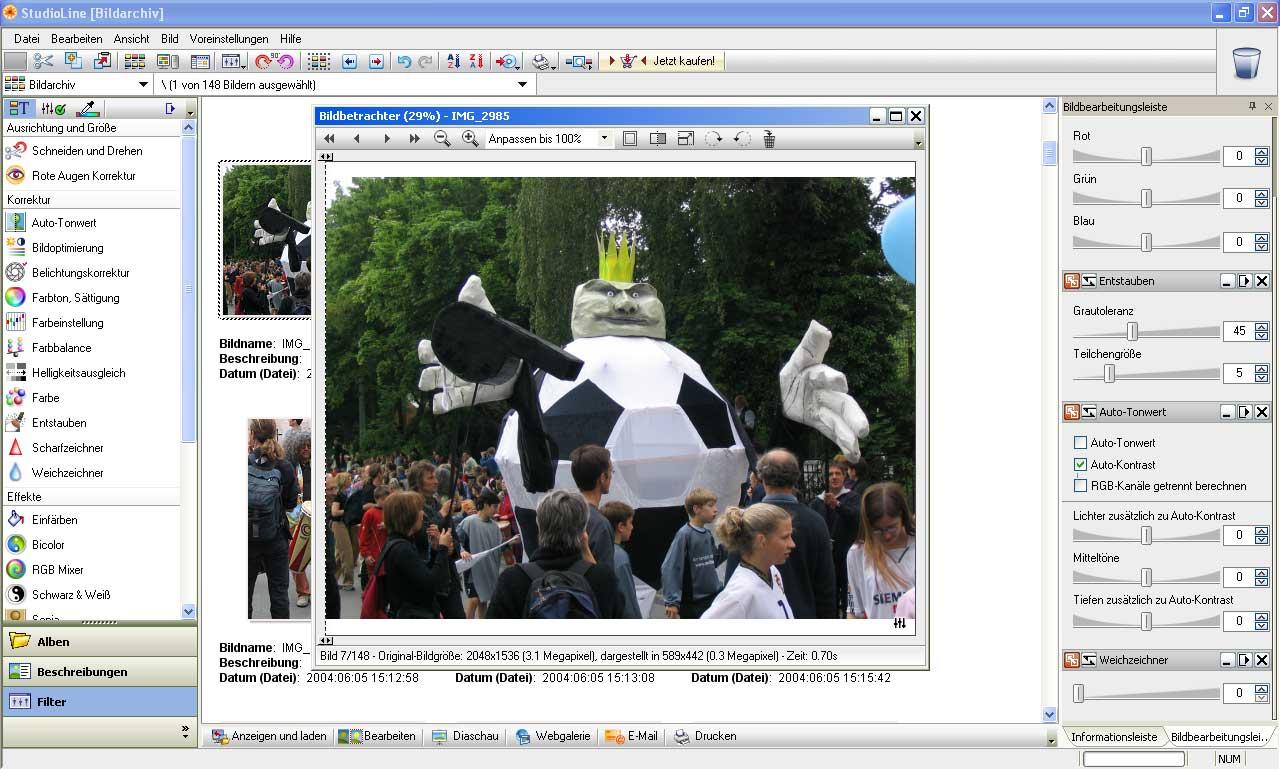 Descargar programa editar fotos