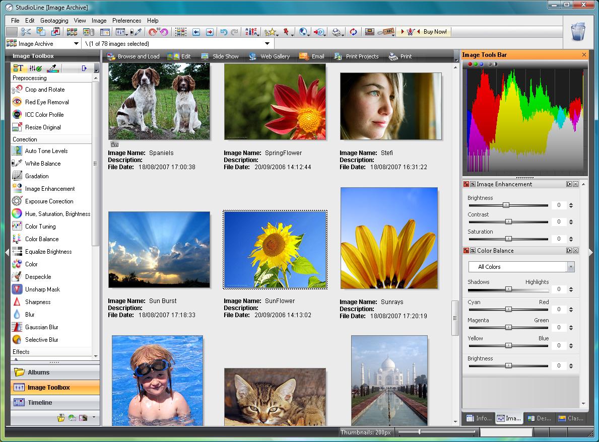 Descargar programa para editar fotos