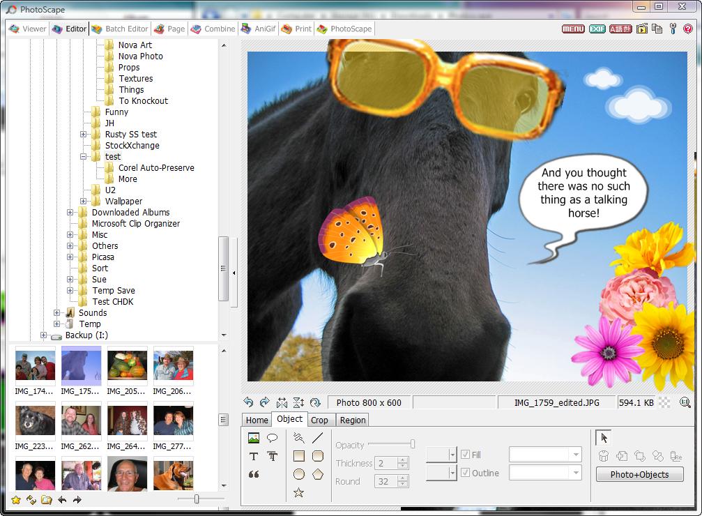 Programa editar fotos