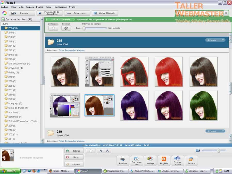 Descargar programas editar fotos