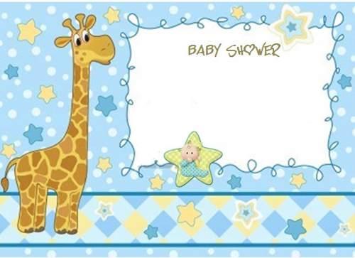 Imagen baby shower