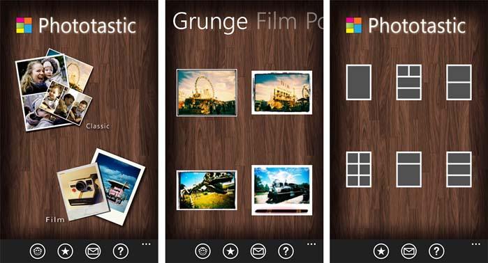 Aplicaciones para fotos