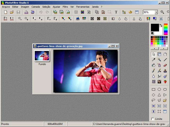 Descargar programa editar fotos gratis