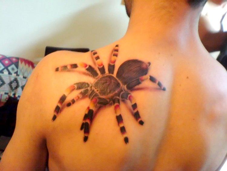 Fotos de tatuajes hombres