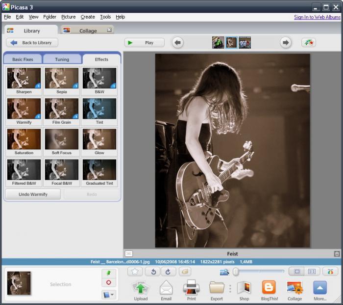 Programas para fotos