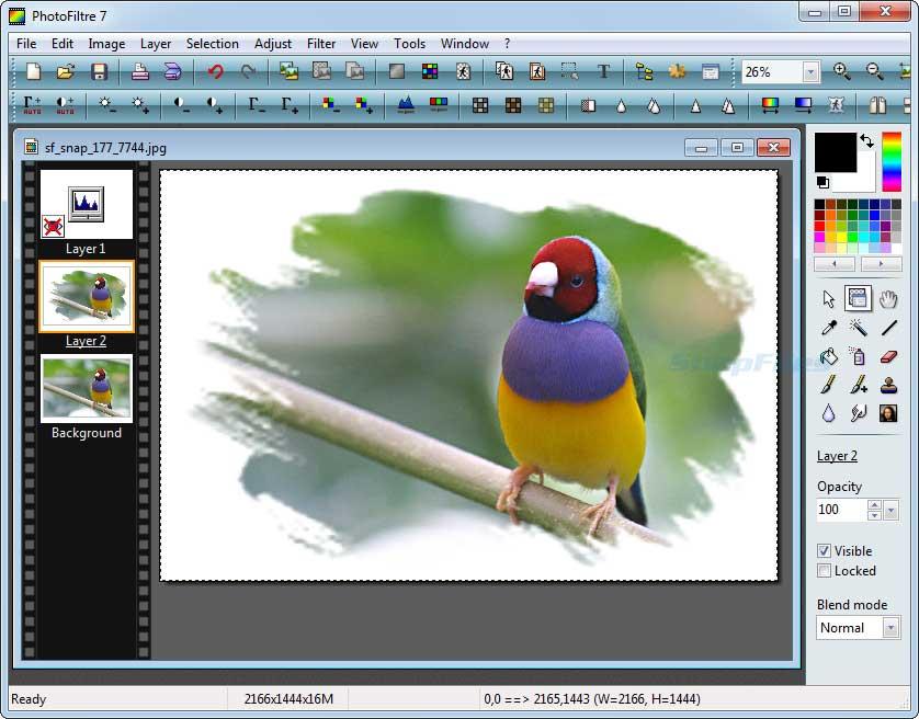 Descargar programa para editar fotos gratis - Para disenar fotos ...