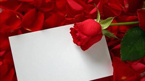 Cartas de amor, fotos