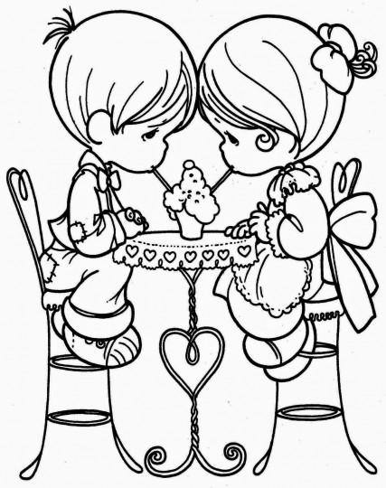 Imagenes de amor para dibujar gratis